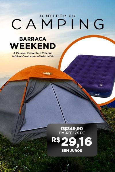 Barraca Weekend 4