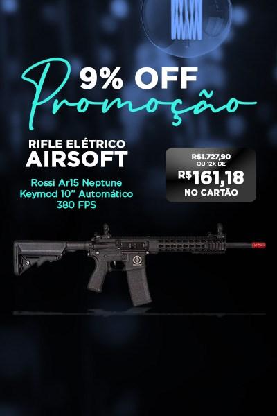 Mobile-Rifle Neptune AR15 10 Rossi