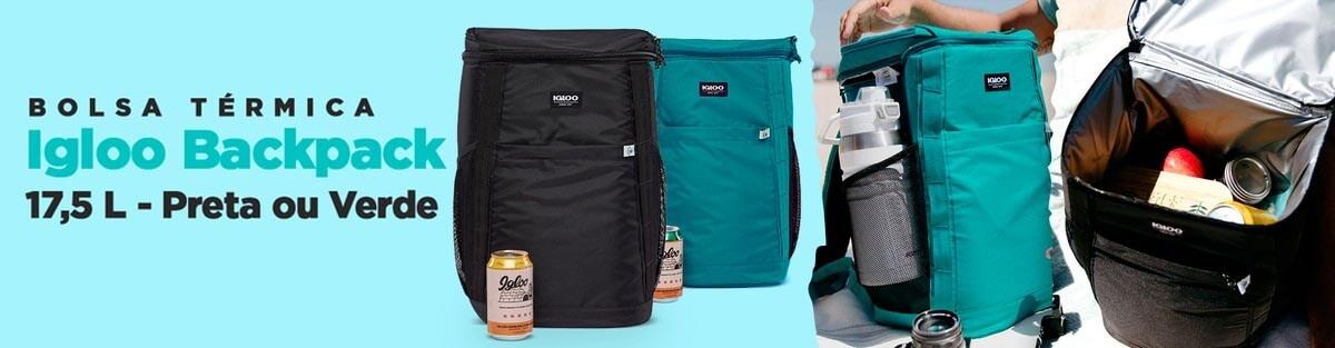 Bolsa Térmica Igloo Backpack