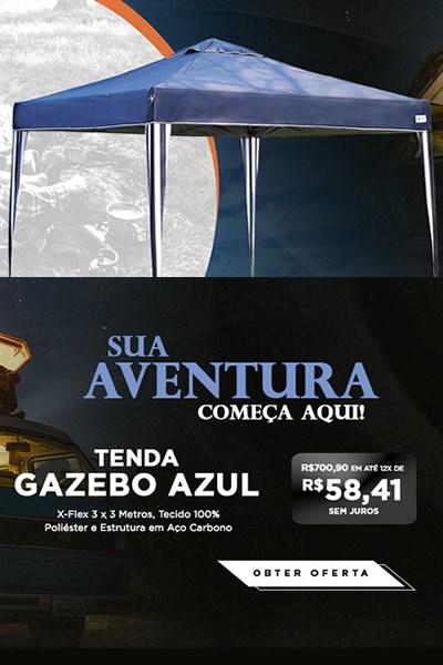 Tenda Gazebo