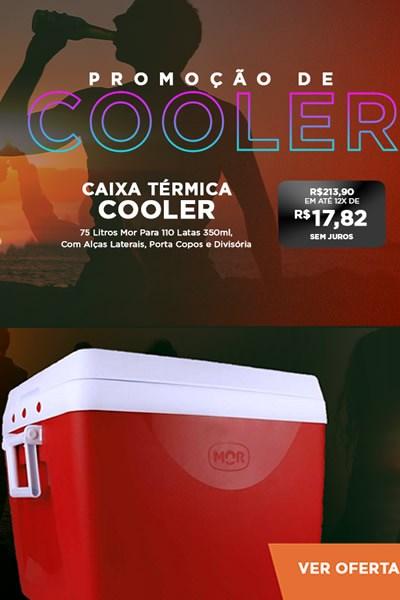 Cooler Caixa Térmica 75 Litros