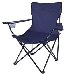 4 Cadeiras Alvorada Desmontável Azul Nautika 290380