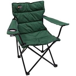 4 Cadeiras Dobráveis Boni com Porta Copo Verde Nautika