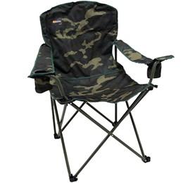 4 Cadeiras Dobráveis com 2 Porta Copos Nautika Pandera Camuflado