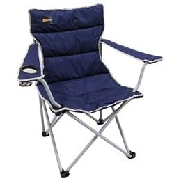 4 Cadeiras Dobráveis Fácil Montagem e Desmontagem Boni Nautika