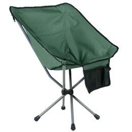 4 Cadeiras Dobráveis para Camping Guepardo Joy Verde