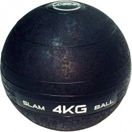6 Bolas Medicine Slam Ball para CrossFit 4, 8 e 12 KG - LIVEUP