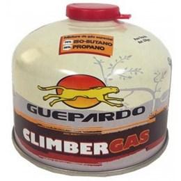 8 Cartuchos de Gás 230g com Válvula de Segurança - Guepardo Climber Gas