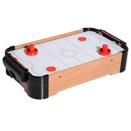 Air Hockey Rio Master Jogo Aero Game 51 x 31cm com Disco