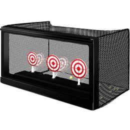 Alvo Automático para Airsoft com Rede de Captura - Crosman Net Trap