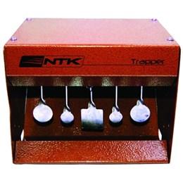 Alvo Trapper Tático Airsoft 5 Alvos para Calibre 4,5mm e 5,5mm Nautika
