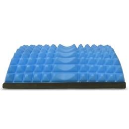 Apoio Abdominal Cross LIVEUP LS3363 AB Board Exercício Funcional Azul