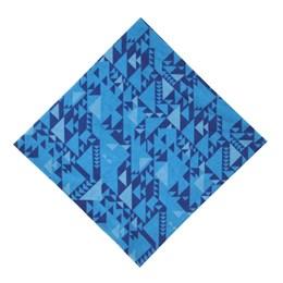 Bandana Estampada 100% Microfibra FPS 50 Azul Nautika Logic