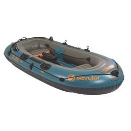 Barco Inflável para até 4 Pessoas Fish Hunter 4P - Sevylor
