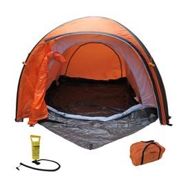 Barraca Camping Inflável Moose 2031L 3 Pessoas com Inflador e Bolsa de Transporte