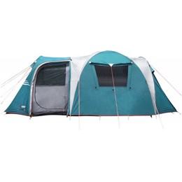 Barraca Camping Nautika Laredo até 9 Pessoas + Colchão Casal Inflável Zenite