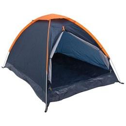 Barraca Camping Nautika Panda 2 Pessoas + 2 Colchonetes Camp Mat Leve e Resistente