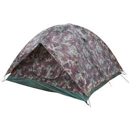 Barraca de Camping Camuflada Tipo Iglu Amazon para até 4 Pessoas - Nautika 151350