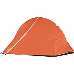Barraca de Camping Coleman Hooligan para 2 pessoas Laranja com Sobreteto