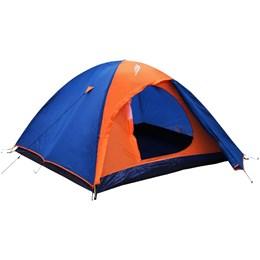 Barraca de Camping Falcon 4 Pessoas Nautika + Impermeabilizante de Tecido para Barraca Coleman