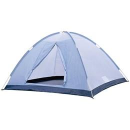 Barraca de Camping Fox para até 6 Pessoas Nautika + Impermeabilizante para Barracas Coleman