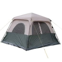 Barraca de Camping Guepardo Rav 6 Pessoas Coluna D'água 2000mm
