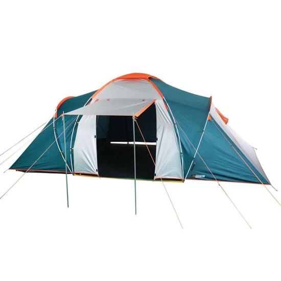 Barraca de Camping para até 6 Pessoas com Toldo Explorer - Nautika