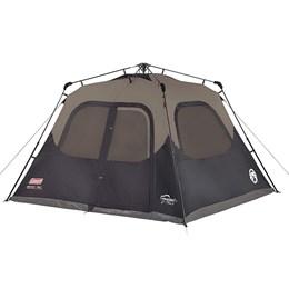 Barraca de Camping para até 6 Pessoas Instant Cabin - Coleman