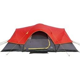 Barraca de Camping Portland VI Para 6 Pessoas National Geographic 1200mm Coluna D'água
