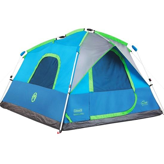 Barraca de Camping Signal Mountain com Sistema WeatherTec Instant Cabin 4 Pessoas - Coleman