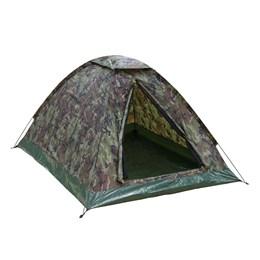Barraca de Camping Tipo Iglu Kongo 3 Pessoas Nautika + Colchonete Camp Mat