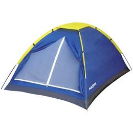 Barraca de Camping Tipo Iglu para até 2 Pessoas - MOR Azul