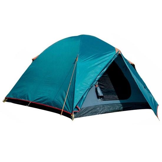 Barraca Iglu Colorado GT para 5/6 Pessoas com Sobreteto Completo Camping Nautika