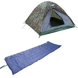 Barraca Nautika Iglu Selvas 4 Pessoas + Colchonete Leve Resistente Camp Mat