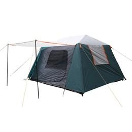 Barraca para Camping até 6 Pessoas Nautika Flash Coluna d'água 3000mm Verde