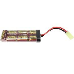 Bateria para Rifle de Airsoft NiMh 8,4V 1600mAH Modelo Brick