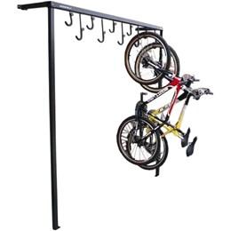 Bicicletário de Correr com 3m para 12 Bicicletas - Altmayer AL-38