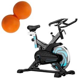 Bike Spinning ONeal TP1000 Semi Profissional + Bola Amendoim Liveup