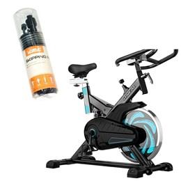 Bike Spinning ONeal TP1000 Semi Profissional + Corda de Pular LS3115G