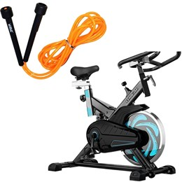 Bike Spinning ONeal TP1000 Semi Profissional + Corda de Pular LS3115O