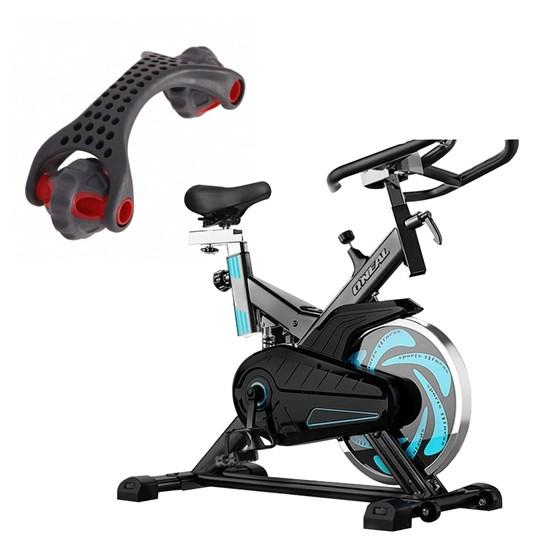 Bike Spinning ONeal TP1000 Semi Profissional + Massageador LiveUp LS5046