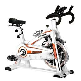 Bike Spinning ONeal TP1100 Semi Profissional + Aparelho Abdominal Dobrável LIVEUP