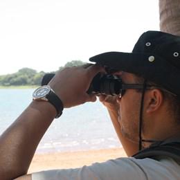 Binóculo Tucano 8x40 com Corpo Emborrachado e Lentes de Policarbonato - Nautika