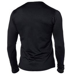 Blusa Masculina com Proteção UV +50 AZTEQ Thermofit Preto