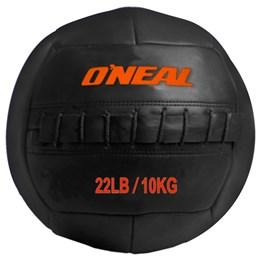 Bola de Couro para Crossfit e Treinamento Funcional 10 Kg Oneal Wall Ball