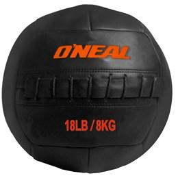 Bola de Couro para Crossfit e Treinamento Funcional 8 Kg Oneal Wall Ball