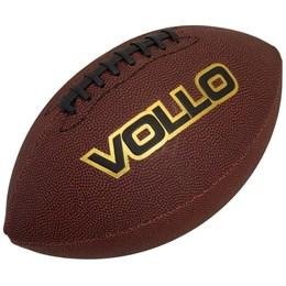 Bola de Futebol Americano VOLLO + Kit com Inflador e Acessórios Sport Nautika