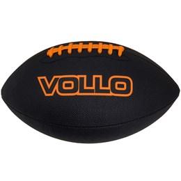 Bola de Futebol Americano VOLLO VF002 PVC Preta