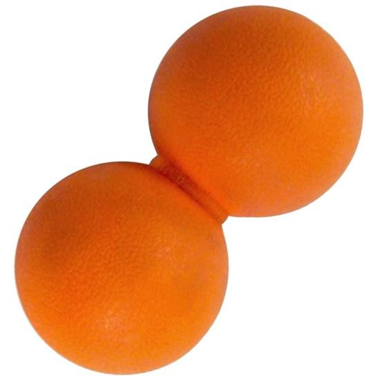 Bola de Massagem Amendoim Liveup 14 x 6,5cm LP8502