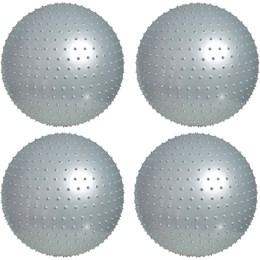 Bola de Massagem para Pilates 65 CM 4 Unidades - LIVEUP